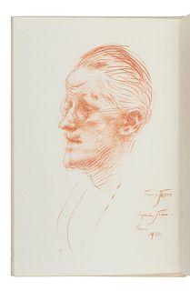 JOYCE, James (1882-1941). Collected Poems. New York: The Black Sun Press, 1936.