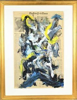 Attrib. Willem de Kooning (1904-1997)