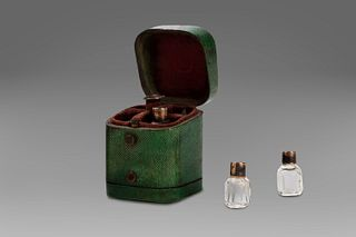 Galuchat box, France, late 18th century