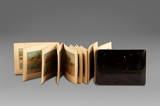 Photo album, Japan late 19th - early 20th century