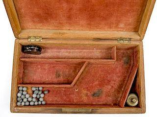 Gun Case for Percussion Pistol