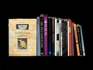 [JADE]A group of works about Chinese Jade, comprising:
