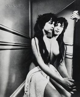 Bill Brandt (British, 1904-1983)      Kismet with Mirror, Belgravia, London