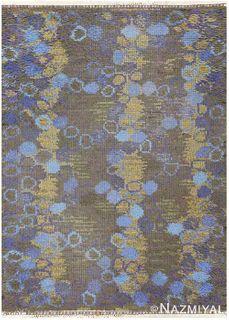 Vintage Marta Maas Scandinavian rug , 4 ft 2 in x 5 ft 7 in (1.27 m x 1.7 m)