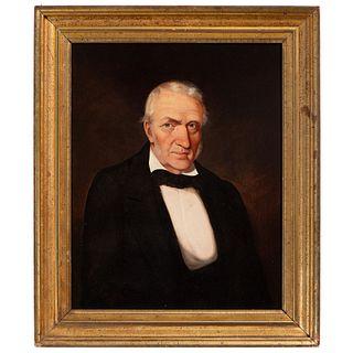 Patrick Henry Davenport (American/Kentucky, 1803-1890)