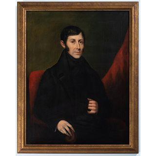 A Portrait of John McKinney (1827-1903), Ohio US Representative