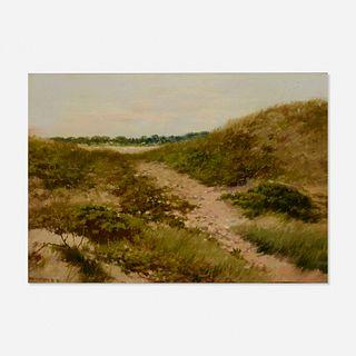 Edward Percy Moran, Dunes by the Sea