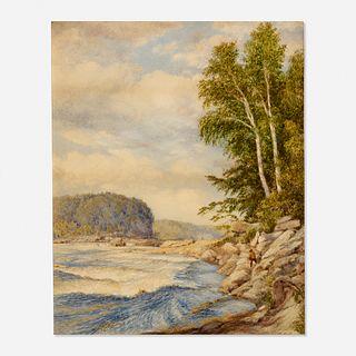 John William Hill, White Water