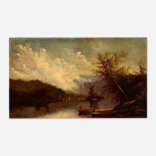 F. B. Clayton, Lake Fisherman