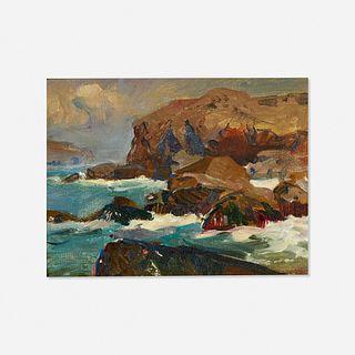 Franz Bischoff, Seascape