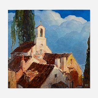 Leslie Ragan, Tile Rooftops