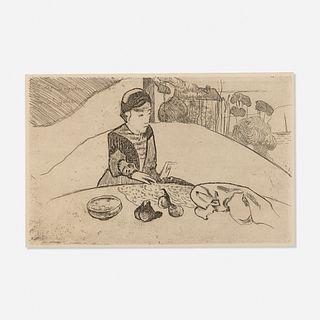 Paul Gauguin, La Femme aux Figues