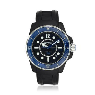 Chanel J12 Marine in Ceramic and Steel