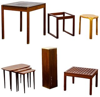 Danish Modern Table Assortment