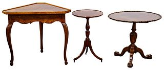 Continental Table Assortment