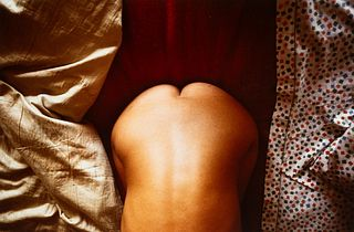 "Franco Fontana (1933)  - ""Anna"" Frammenti, 1982"