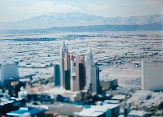 Olivo Barbieri (1954)  - Las Vegas 05, 2005
