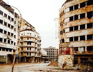 Gabriele Basilico (1944-2013)  - Beirut, 1991