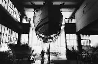 Mimmo Jodice (1934)  - Industria scafi vetroresina (Baia, Napoli), years 1990