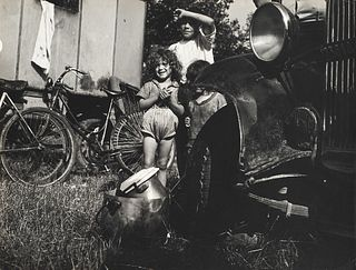 Nino Migliori (1926)  - I liberi, years 1950