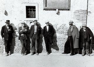 Mario Carbone (1924)  - Lucania, Matera, 1960