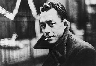 Henri Cartier-Bresson (1908-2004)  - Albert Camus, 1944