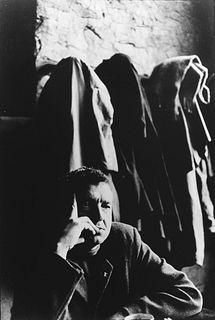 Henri Cartier-Bresson (1908-2004)  - Andrew Wyeth, 1962