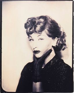 Cindy Sherman (1954)  - Untitled (Lucille Ball), 1975