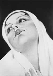 Cindy Sherman (1954)  - Untitled (Madonna), 1975