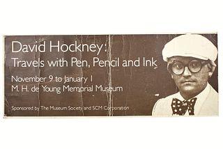 David Hockney (British/American, Born 1937)