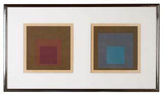 Josef Albers (German/American, 1888 - 1976)