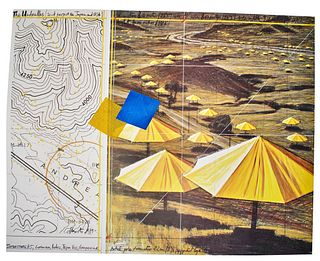 Jeanne-Claude & Christo (French, born 1935)