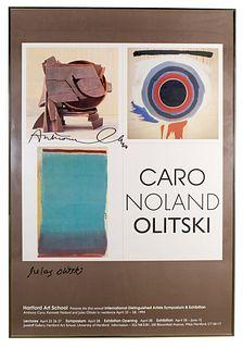Anthony Caro, et al. (English, 1924 - 2013)