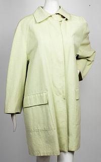 Bill Blass Designer Oversized Trench Coat