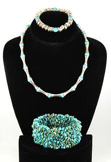RLM Studio & Esposito Silver & Turquoise Jewelry 3