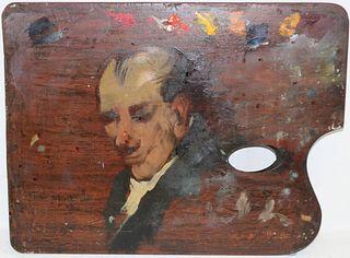 ATTRIBUTED TO JOHN R. GRABACH (1886-1981, NJ, CA)