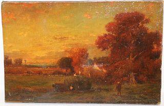 GEORGE INNESS (1825-1894, NY, MA, SCOTLAND)