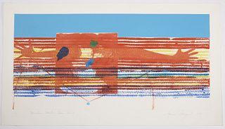 James Rosenquist - glass house print