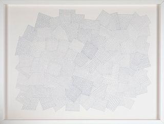 NINA GHANBARZADEH, 32 Farsi Letters