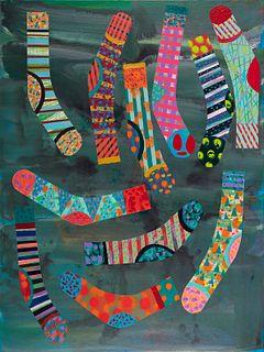 TOM BERENZ, Socks