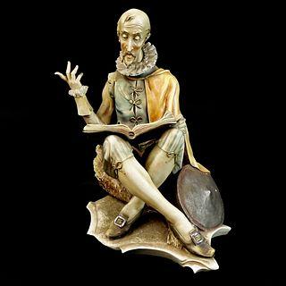 "Antonio Borsato ""Meditations of Don Quixote"""