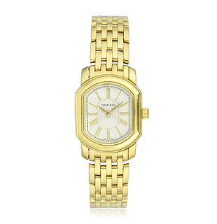 Tiffany & Co. Mark Coupe Ladies' in 18K Gold