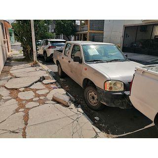 Pick up Doble Cabina Nissan NP300 2009
