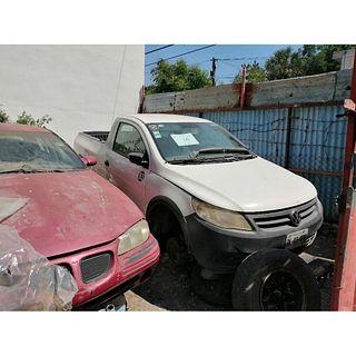 Pick up Volkswagen Saveiro 2011