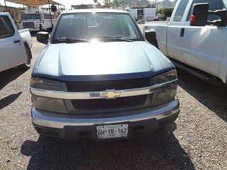 Pick up Doble Cabina Chevrolet Colorado 2007