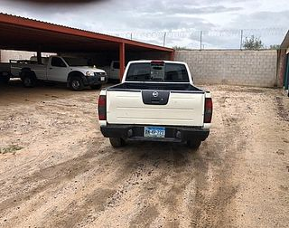 Pick up Nissan Frontier 2001