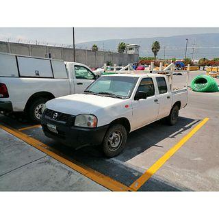 Pick up Doble Cabina Nissan NP300 2012
