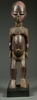 Lobi Standing Figure, Early 20th Century