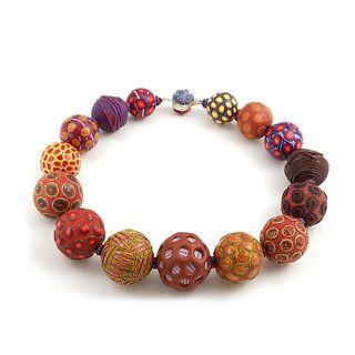 Big Bead Necklace #49
