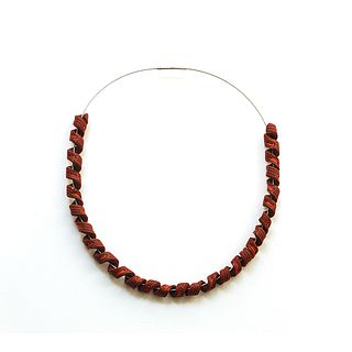 Tube Necklace #91